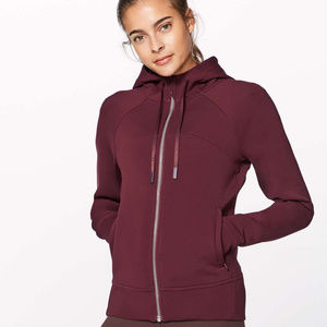 Lululemon tech lux jacket.